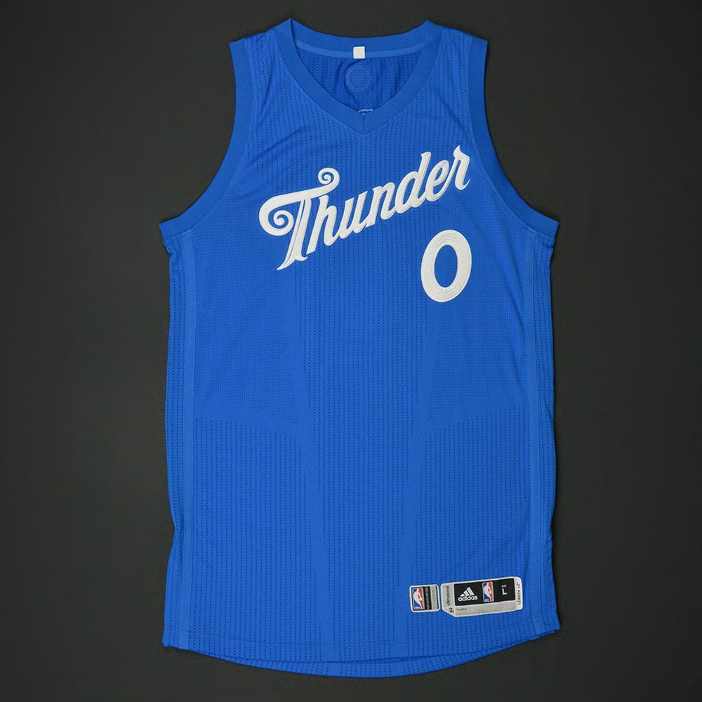 premium selection be1cf 96b01 Russell Westbrook - Oklahoma City Thunder - NBA Christmas ...