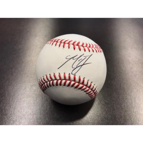 Giants Community Fund: Madison Bumgarner Autographed Baseball