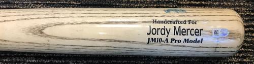 Photo of Jordy Mercer Model Team-Issued Broken Bat