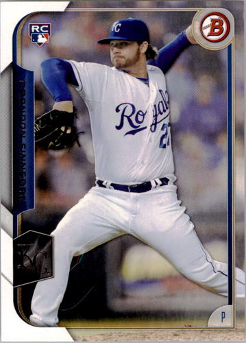 Photo of 2015 Bowman #131 Brandon Finnegan RC