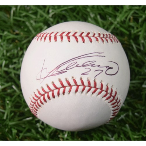 Photo of Rays Baseball Foundation Auction: Vladimir Guerrero Autographed Baseball
