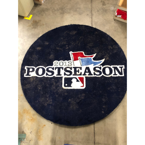 Photo of 2013 Postseason On-Deck Circle, AL Wild Card Game