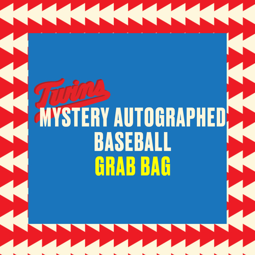 Photo of $50 Twins Mystery Ball -- 1 Week Flash Sale ($5 Shipping) -- Charity Partnership Between Minnesota Twins Community Fund & Twins Authentics -- Supporting Twins Community Fund