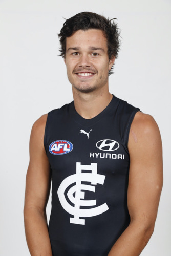 Photo of 2021 AFL Indigenous Player Guernsey #1 - Jack Silvagni