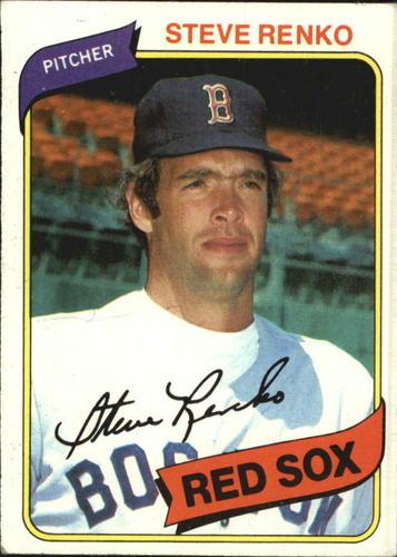 Photo of 1980 Topps #184 Steve Renko DP