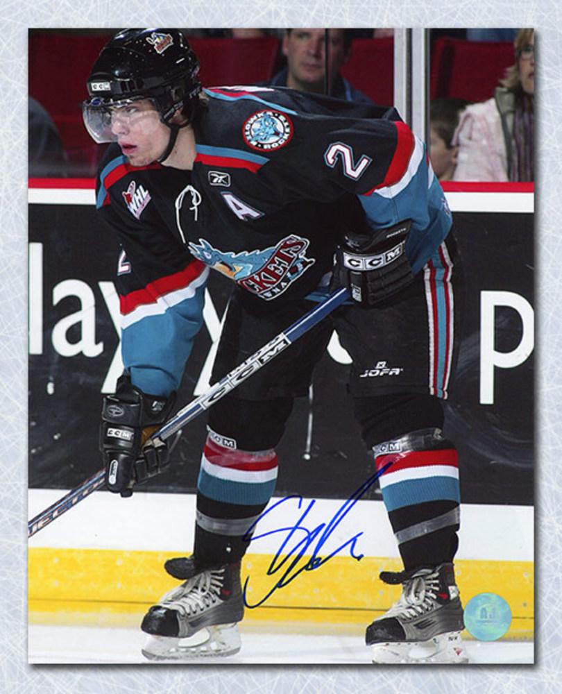 Shea Weber Kelowna Rockets Autographed WHL CHL 16x20 Photo