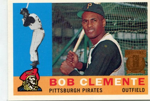 Photo of 1998 Topps Clemente #6 Roberto Clemente 1960