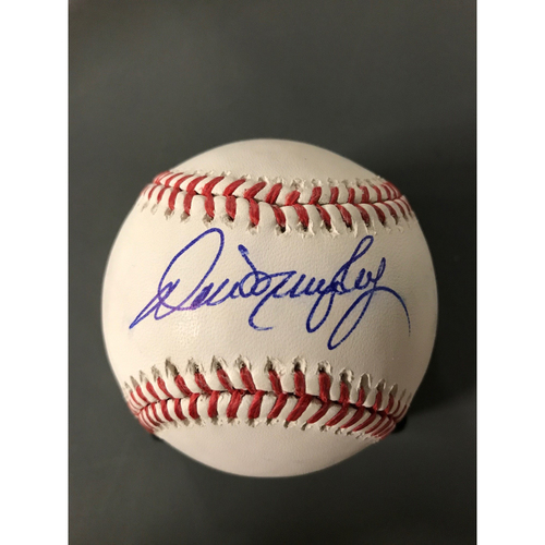 Photo of Holiday Deal of the Day: Dale Murphy Autographed Baseball - Today Only 25% off!