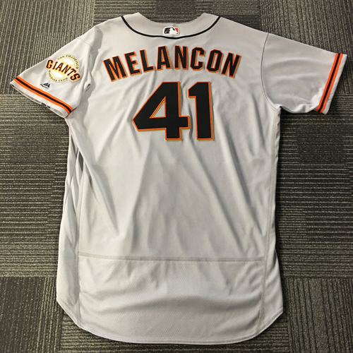 Photo of Mark Melancon 3x ALL-STAR - Game-Used Jersey - Size 48