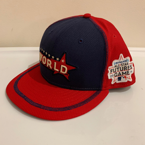 Photo of 2014 All Star Futures Game -  Game Used Cap  - Gabriel Guerrero (Seattle Mariners) Size - 7 -1/2