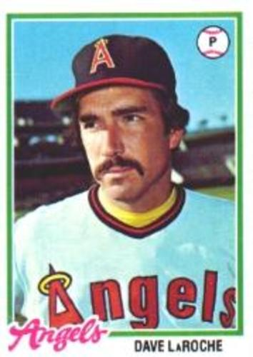 Photo of 1978 Topps #454 Dave LaRoche