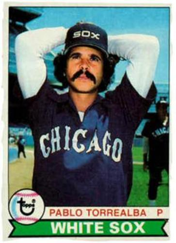 Photo of 1979 Topps #242 Pablo Torrealba