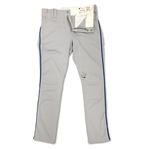 Photo of Marcus Stroman #7 - Team Issued Road Grey Pants - 2019 Season