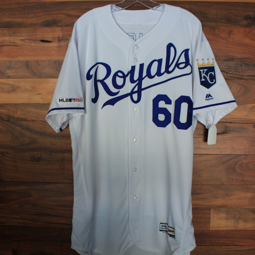 Photo of Team-Issued Jersey: Michael Ynoa Size 48)