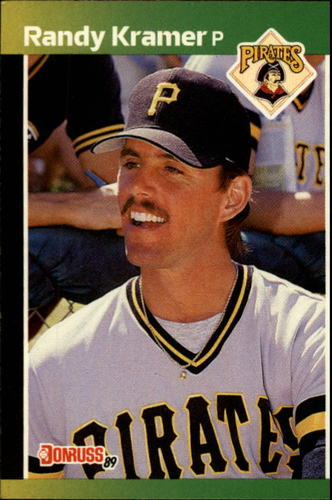 Photo of 1989 Donruss #480 Randy Kramer