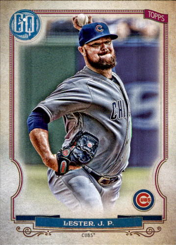 Photo of 2020 Topps Gypsy Queen #172 Jon Lester