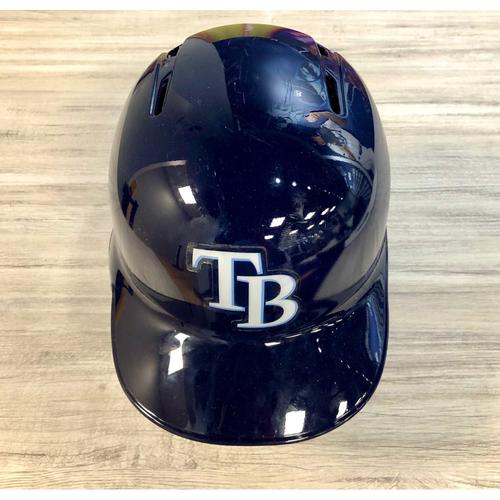 Team Issued Right-Flap Helmet: #19