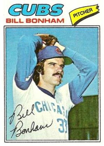 Photo of 1977 Topps #446 Bill Bonham