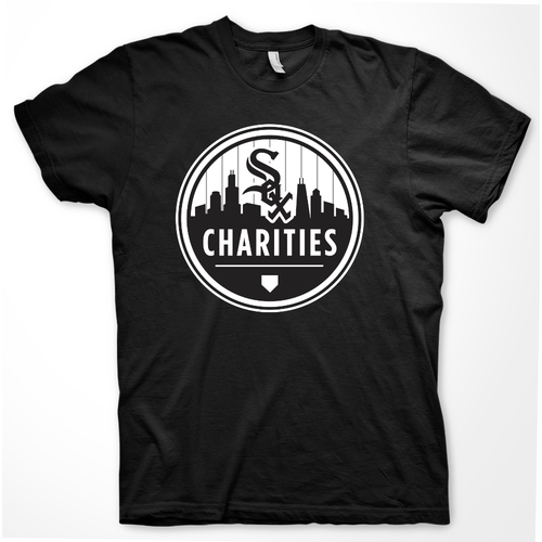 Photo of White Sox Charities T-Shirt - Choose your Size! *All orders placed on or before Thursday, December 19, 2019 will be shipped on January 6, 2020*