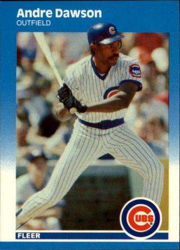 Photo of 1987 Fleer Update #24 Andre Dawson