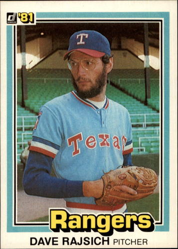 Photo of 1981 Donruss #267 Dave Rajsich