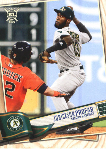 Photo of 2019 Topps Big League #291 Jurickson Profar