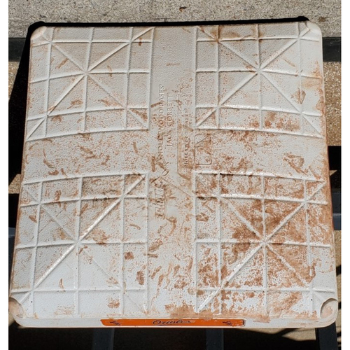 Photo of Baltimore Orioles - 2nd Base:  Game Used - 8/21/2020 vs. Boston Red Sox