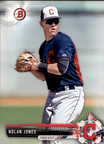 Photo of 2017 Bowman Prospects #BP69 Nolan Jones