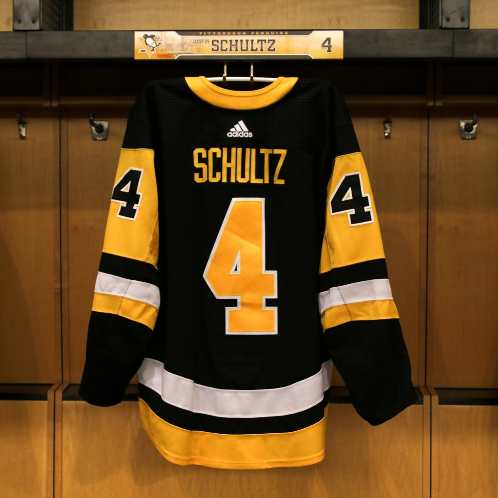huge discount 51f40 68cc9 Justin Schultz Pittsburgh Penguins