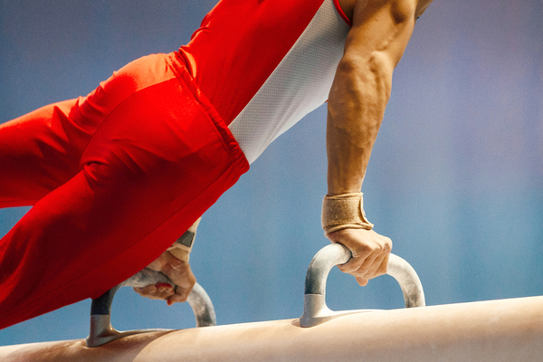 Clickable image to visit Team USA Summer Champions Series - Gymnastics, August 18th