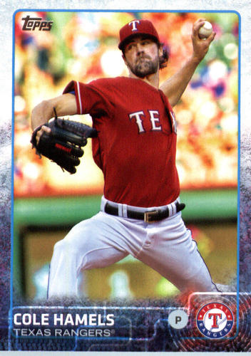 Photo of 2015 Topps Update #US20 Cole Hamels