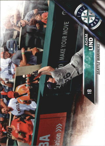 Photo of 2016 Topps Update #US94 Adam Lind