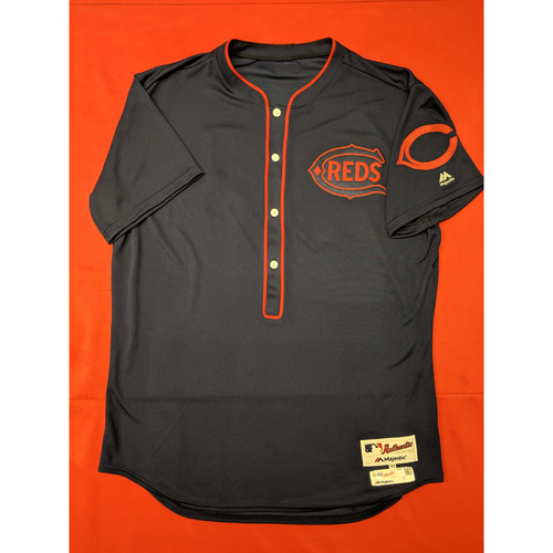 Donnie Ecker -- Team-Issued/Pants -- 1911 Throwback worn 5/5/19 -- Jersey Size - 48; Pants Size - 38-42-18