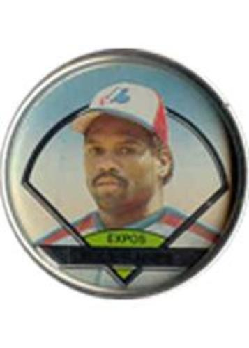 Photo of 1990 Topps Coins #54 Rock Raines