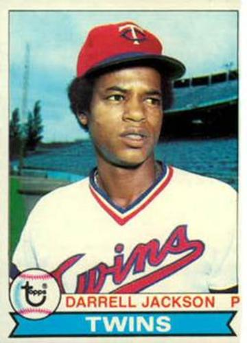 Photo of 1979 Topps #246 Darrell Jackson RC