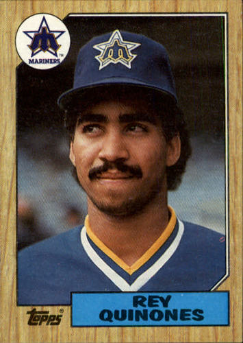 Photo of 1987 Topps #561 Rey Quinones