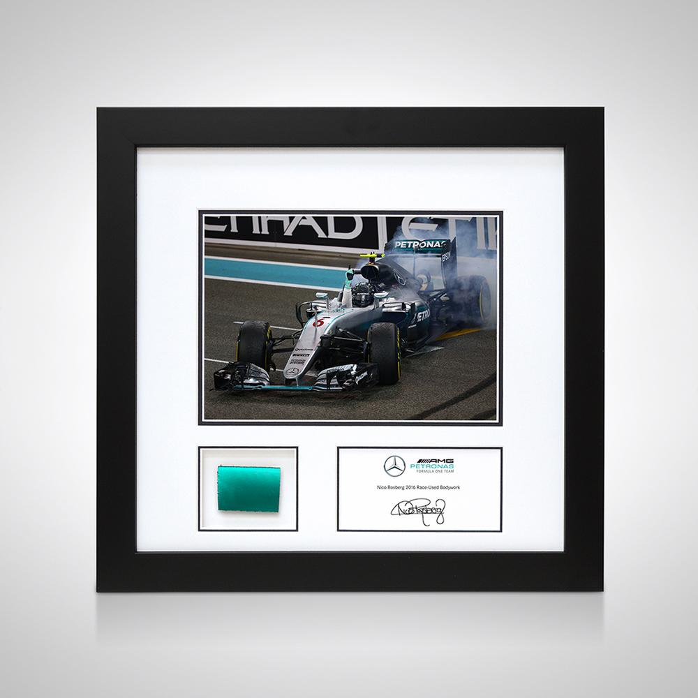 Nico Rosberg 2016 Abu Dhabi GP Photo & Bodywork - Mercedes-AMG Petronas Formula One Team