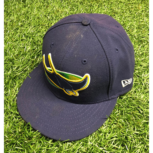 Photo of Team Issued Devil Rays Cap: Tyler Glasnow #20