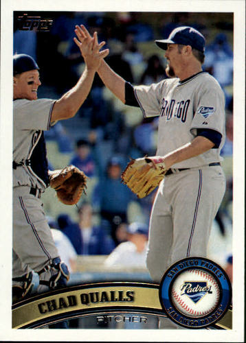 Photo of 2011 Topps Update #US263 Chad Qualls