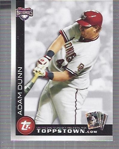 Photo of 2010 Topps Topps Town #TTT21 Adam Dunn