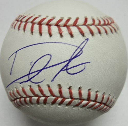 Photo of David Aardsma Autographed Baseball