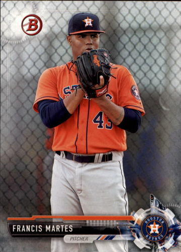 Photo of 2017 Bowman Prospects #BP146 Francis Martes