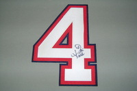 BILLS - KEVIN KOLB SIGNED JERSEY NUMBER