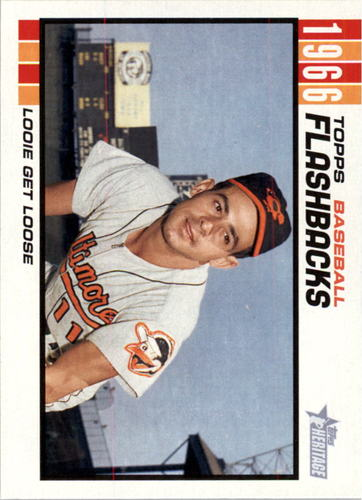 Photo of 2015 Topps Heritage Baseball Flashbacks #BF2 Luis Aparicio