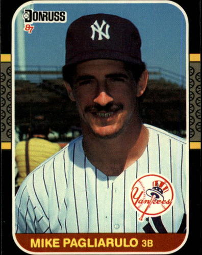 Photo of 1987 Donruss #298 Mike Pagliarulo