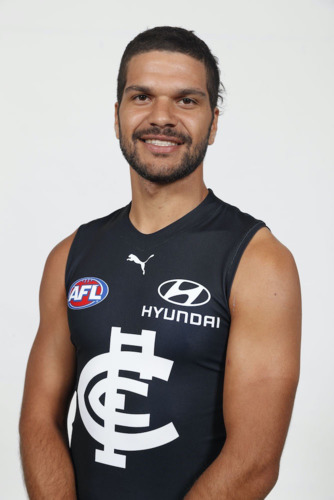 Photo of 2021 AFL Indigenous Player Guernsey #5 - Sam Petrevski-Seton