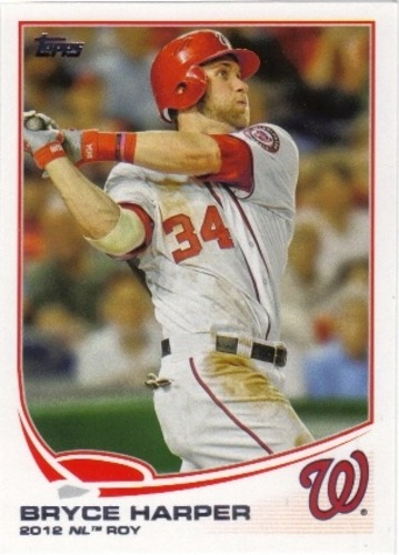 Photo of 2013 Topps #369 Bryce Harper
