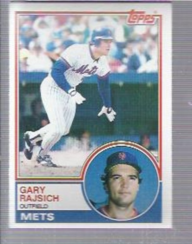 Photo of 1983 Topps #317 Gary Rajsich