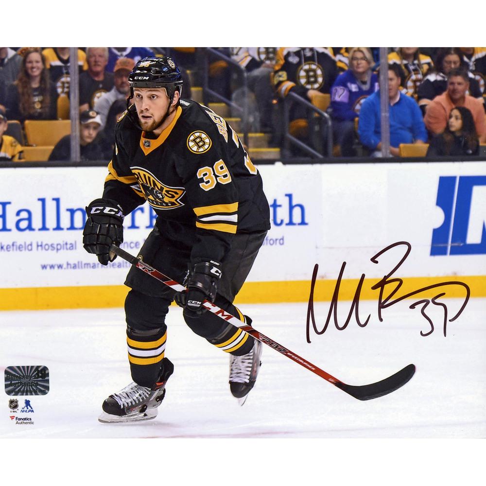 Matt Beleskey Boston Bruins Autographed 8