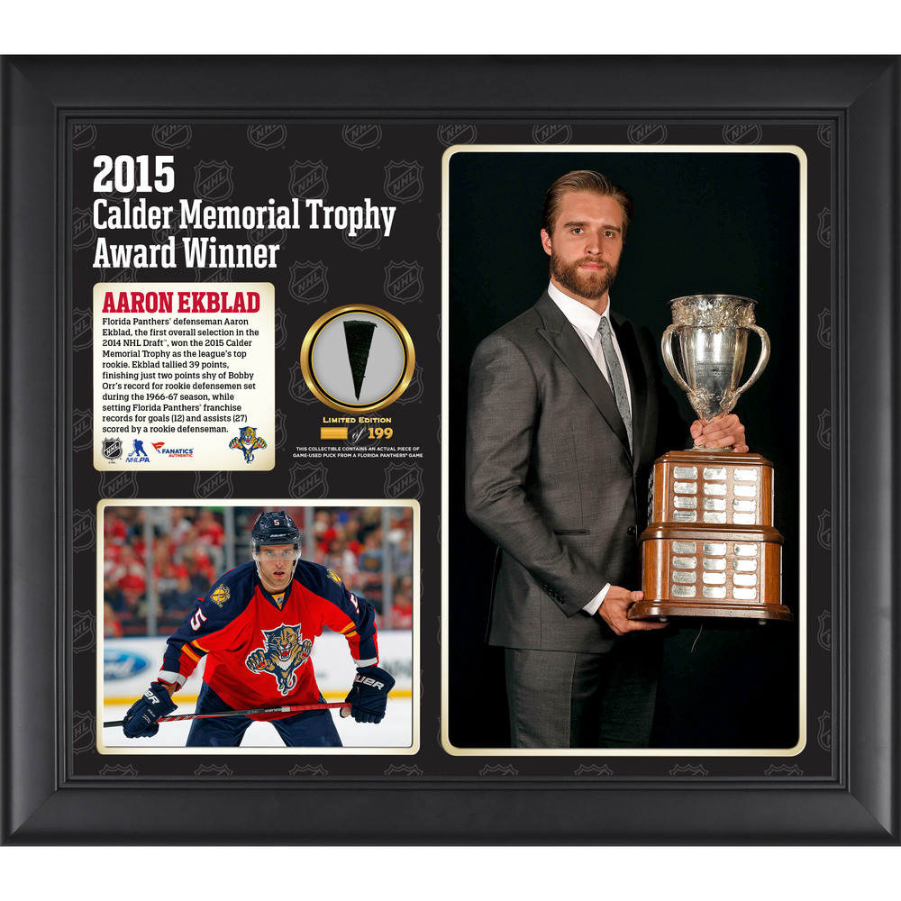 Aaron Ekblad Florida Panthers Framed 15